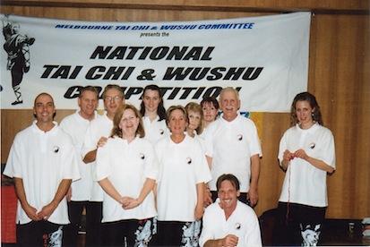 Tai Chi Plus National Team 2002